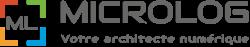 microlog-gris logo